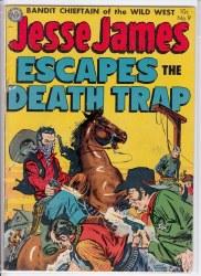 JESSE JAMES (1950) #9 VG+