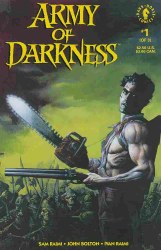 ARMY OF DARKNESS (1992) #1 NM+