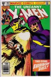 UNCANNY X-MEN (1981) #142 VF-