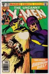 UNCANNY X-MEN (1981) #142 VF+