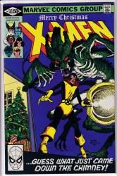 UNCANNY X-MEN (1981) #143 VF+