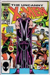 UNCANNY X-MEN (1981) #200 VF+