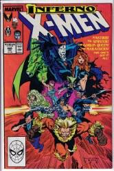 UNCANNY X-MEN (1981) #240 VF+