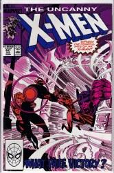 UNCANNY X-MEN (1981) #247 NM-