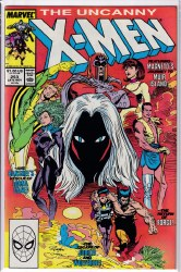 UNCANNY X-MEN (1981) #253 NM-