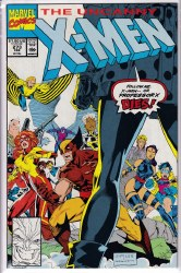 UNCANNY X-MEN (1981) #273 VF