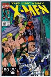 UNCANNY X-MEN (1981) #274 NM-