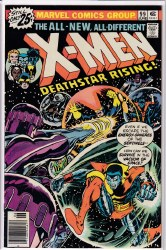 X-MEN (1963) #099 VF