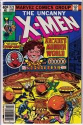 X-MEN (1963) #123 VG