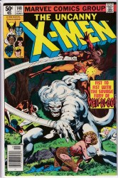 X-MEN (1963) #140 VF+