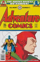 ADVENTURE COMICS (2ND SERIES) #1 NM