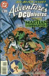 ADVENTURES IN THE DC UNIVERSE #5 NM