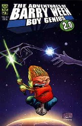 ADVENTURES OF BARRY WEEN, BOY GENIUS 2.0 #1 NM