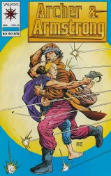 ARCHER & ARMSTRONG (1992) #00 NM-