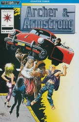ARCHER & ARMSTRONG (1992) #01 NM