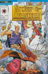 ARCHER & ARMSTRONG (1992) #02 NM
