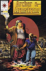 ARCHER & ARMSTRONG (1992) #03 NM