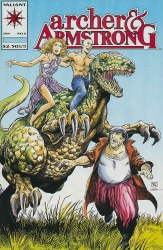 ARCHER & ARMSTRONG (1992) #06 NM