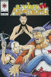 ARCHER & ARMSTRONG (1992) #09 NM