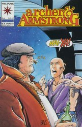 ARCHER & ARMSTRONG (1992) #12 NM