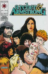 ARCHER & ARMSTRONG (1992) #13 NM