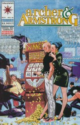 ARCHER & ARMSTRONG (1992) #16 NM