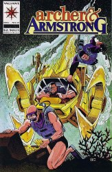 ARCHER & ARMSTRONG (1992) #17 NM