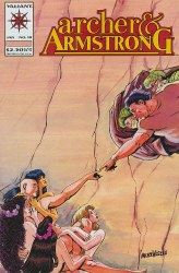 ARCHER & ARMSTRONG (1992) #18 NM