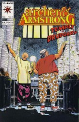 ARCHER & ARMSTRONG (1992) #19 NM