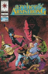 ARCHER & ARMSTRONG (1992) #21 NM