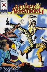ARCHER & ARMSTRONG (1992) #23 NM