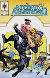 ARCHER & ARMSTRONG (1992) #24 NM