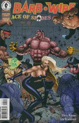 BARB WIRE: ACE OF SPADES #4 NM