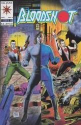 BLOODSHOT (1993) #05 NM