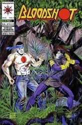 BLOODSHOT (1993) #07 NM-