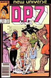 D.P.7 #1 NM