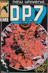 D.P.7 #2 NM