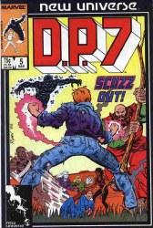 D.P.7 #5 NM