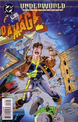 DAMAGE (1994) #18 NM