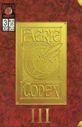 FAERIE CODEX #3 NM