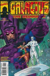 GALACTUS THE DEVOURER #4 NM