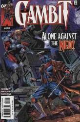 GAMBIT (1999) #22 NM