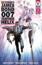 JAMES BOND 007: SHATTERED HELIX #2 NM