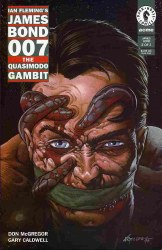 JAMES BOND 007: THE QUASIMODO GAMBIT #2 NM