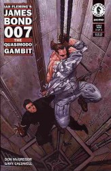 JAMES BOND 007: THE QUASIMODO GAMBIT #3 NM