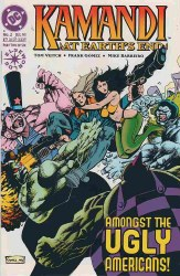 KAMANDI: AT EARTHS END #2 NM