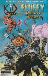 KID DEATH AND FLUFFY: HALLOWEEN SPECIAL #1 NM