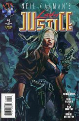 LADY JUSTICE (VOL. 1) #2 NM