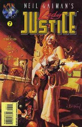 LADY JUSTICE (VOL. 1) #7 NM