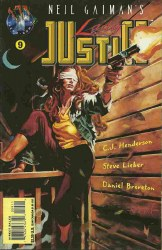 LADY JUSTICE (VOL. 1) #9 NM